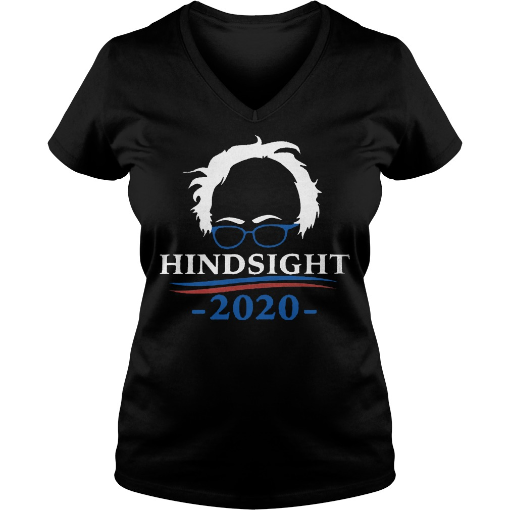 Hindsight 2020 Ladies V Neck