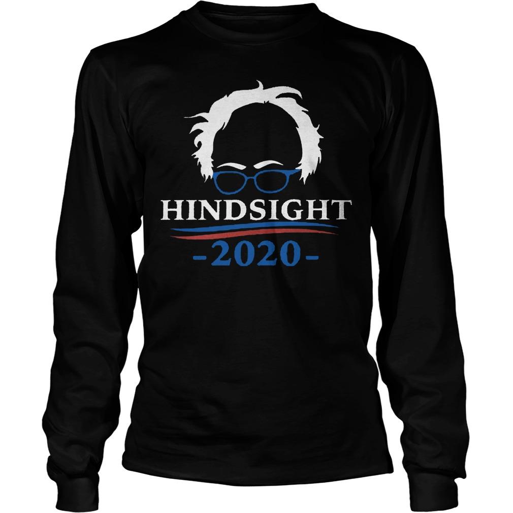 Hindsight 2020 Unisex Longsleeve Tee