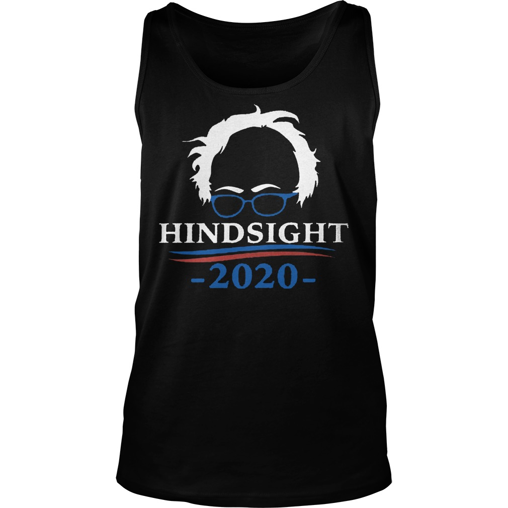 Hindsight 2020 Unisex Tank Top