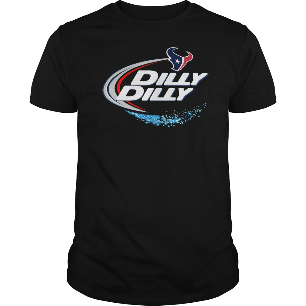 Houston Texans Dilly Dilly Shirt