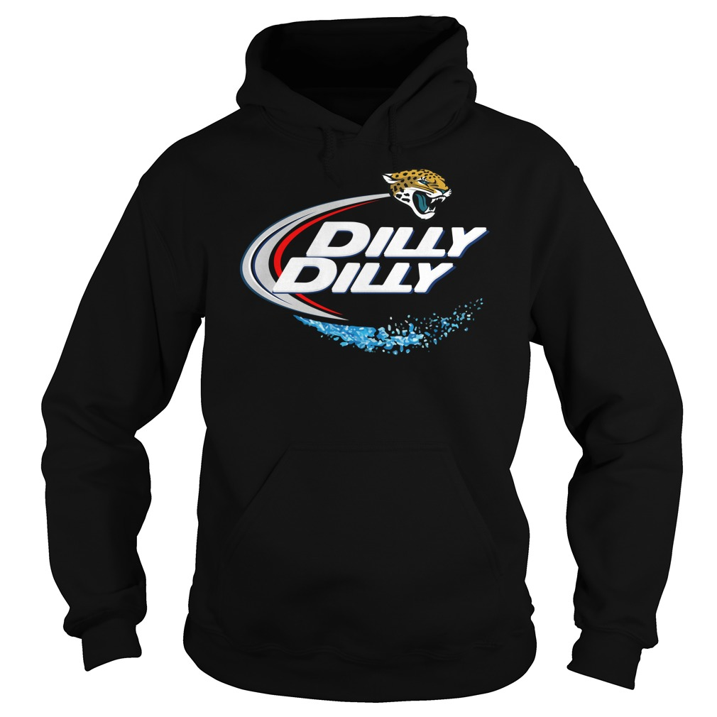 Jacksonville Jaguars Dilly Dilly Hoodie