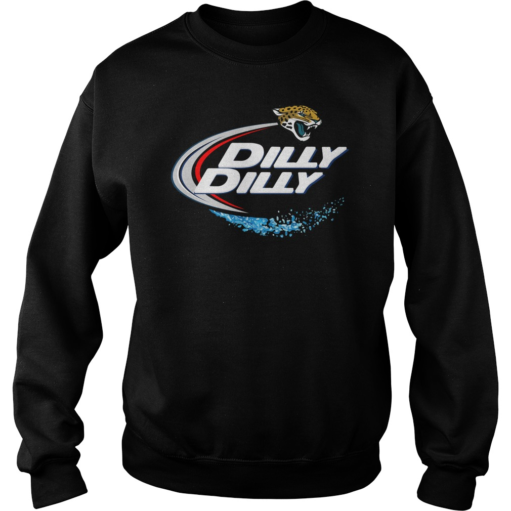 Jacksonville Jaguars Dilly Dilly Sweater