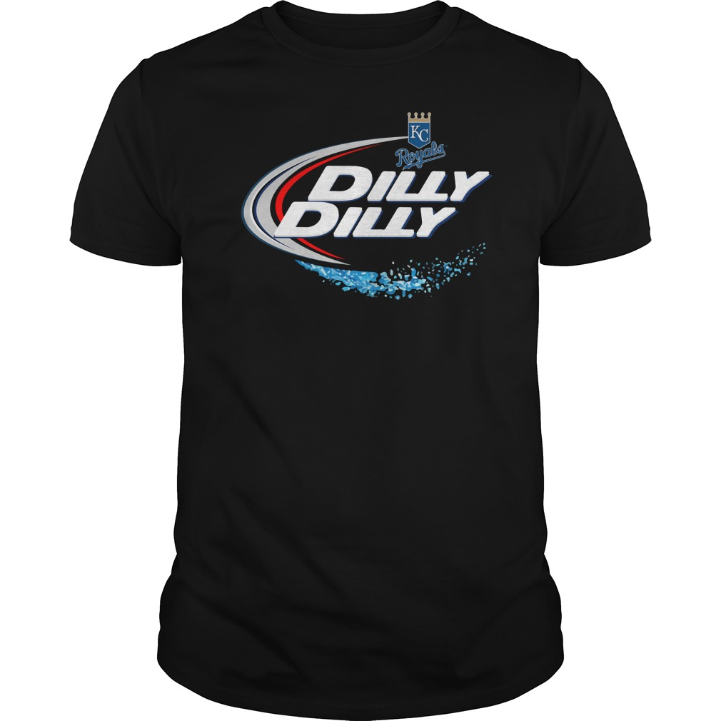 Kansas City Royals Dilly Dilly Shirt
