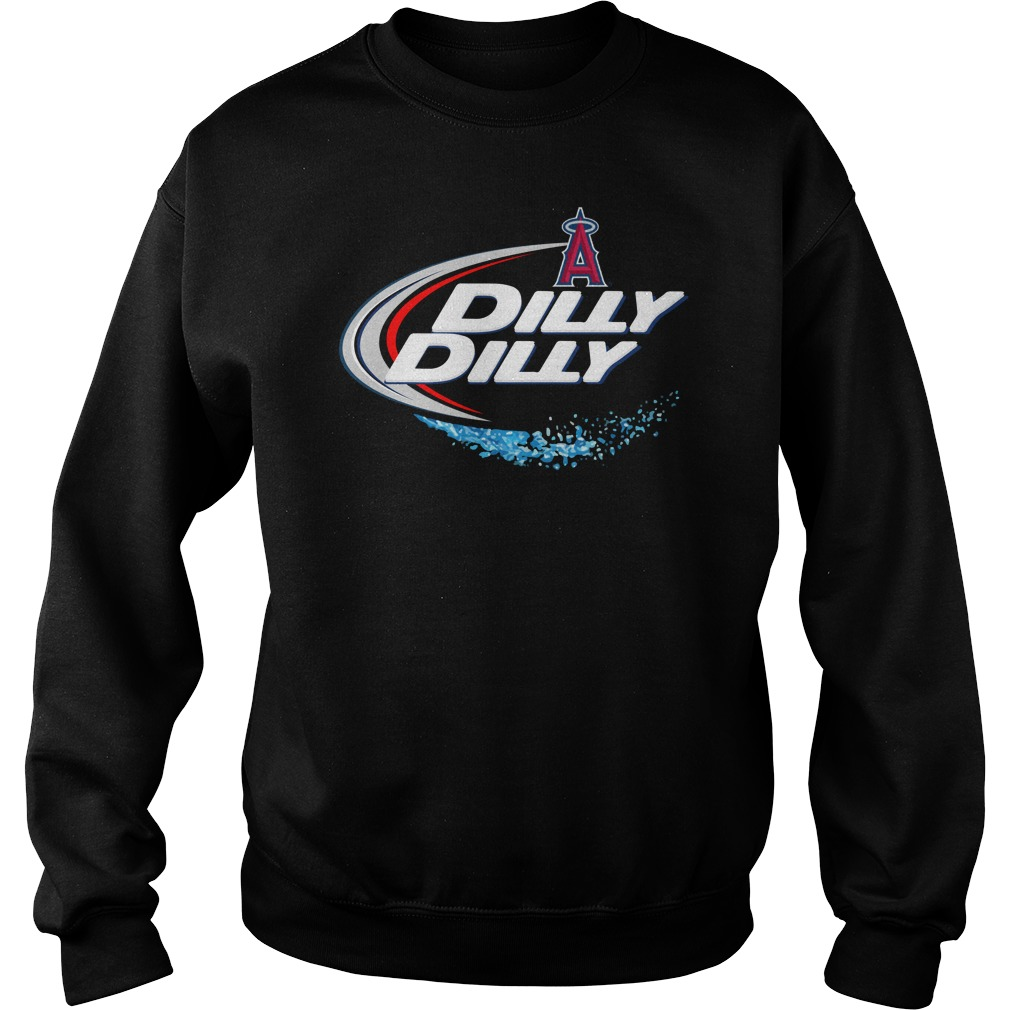 Los Angeles Angels Dilly Dilly Sweater
