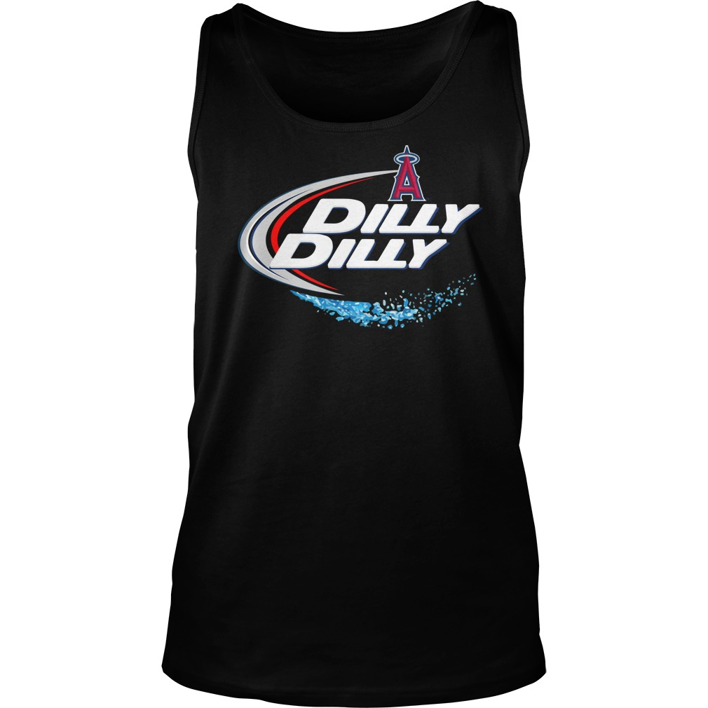 Los Angeles Angels Dilly Dilly Tank Top