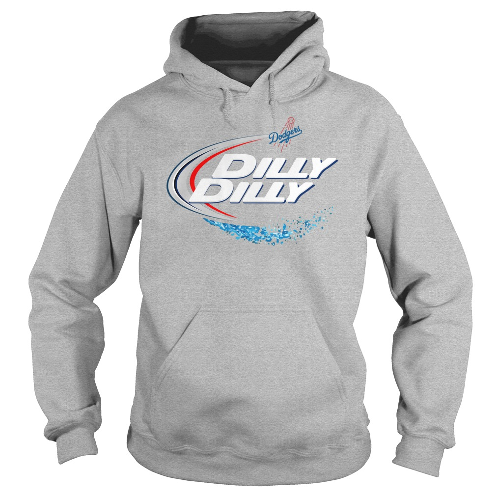 Los Angeles Dodgers Dilly Dilly Hoodie