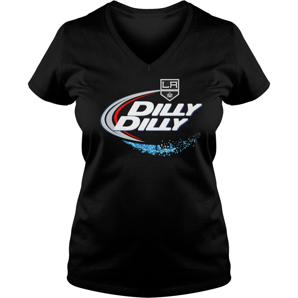 Los Angeles Kings Dilly Dilly V Neck