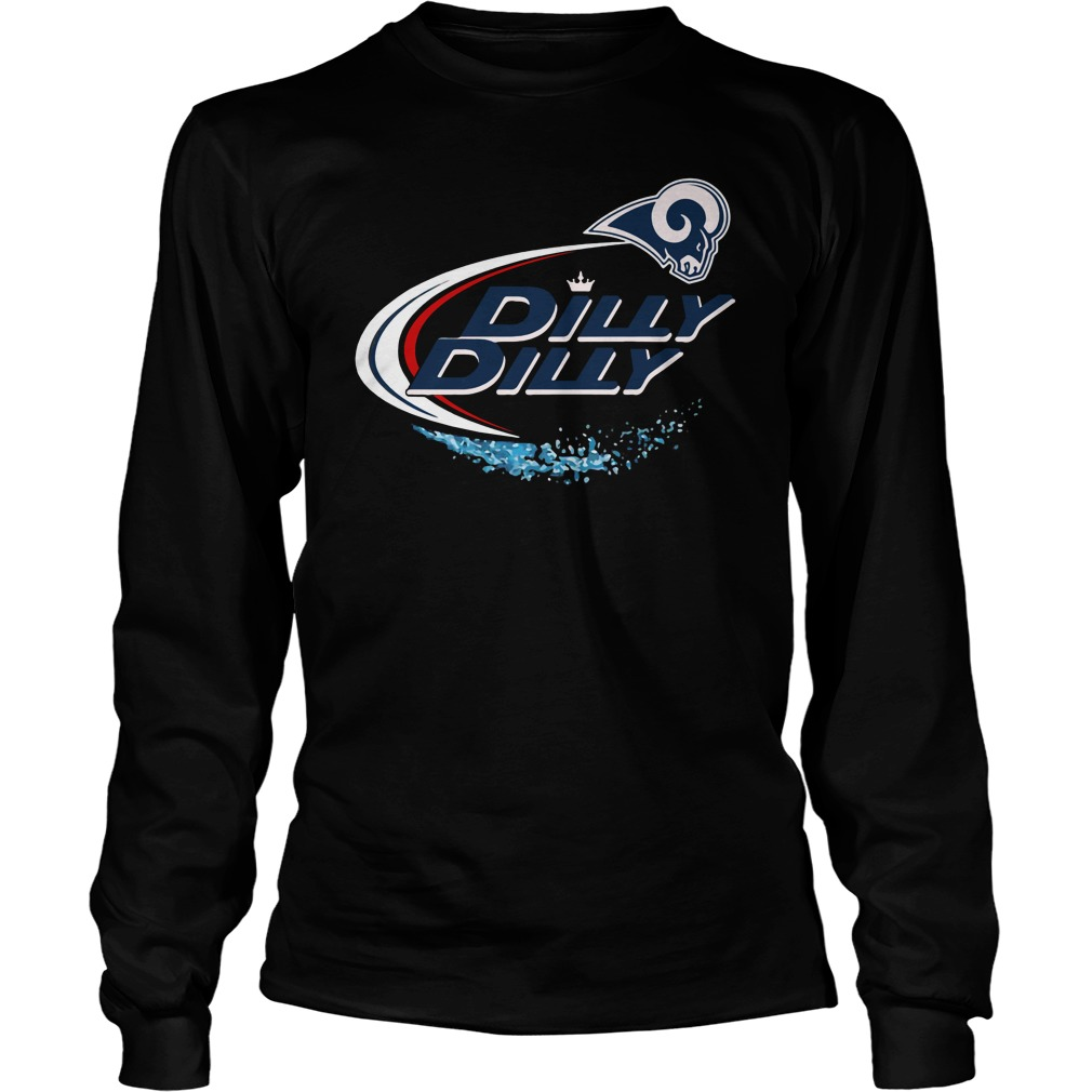Los Angeles Rams Dilly Dilly Longsleeve