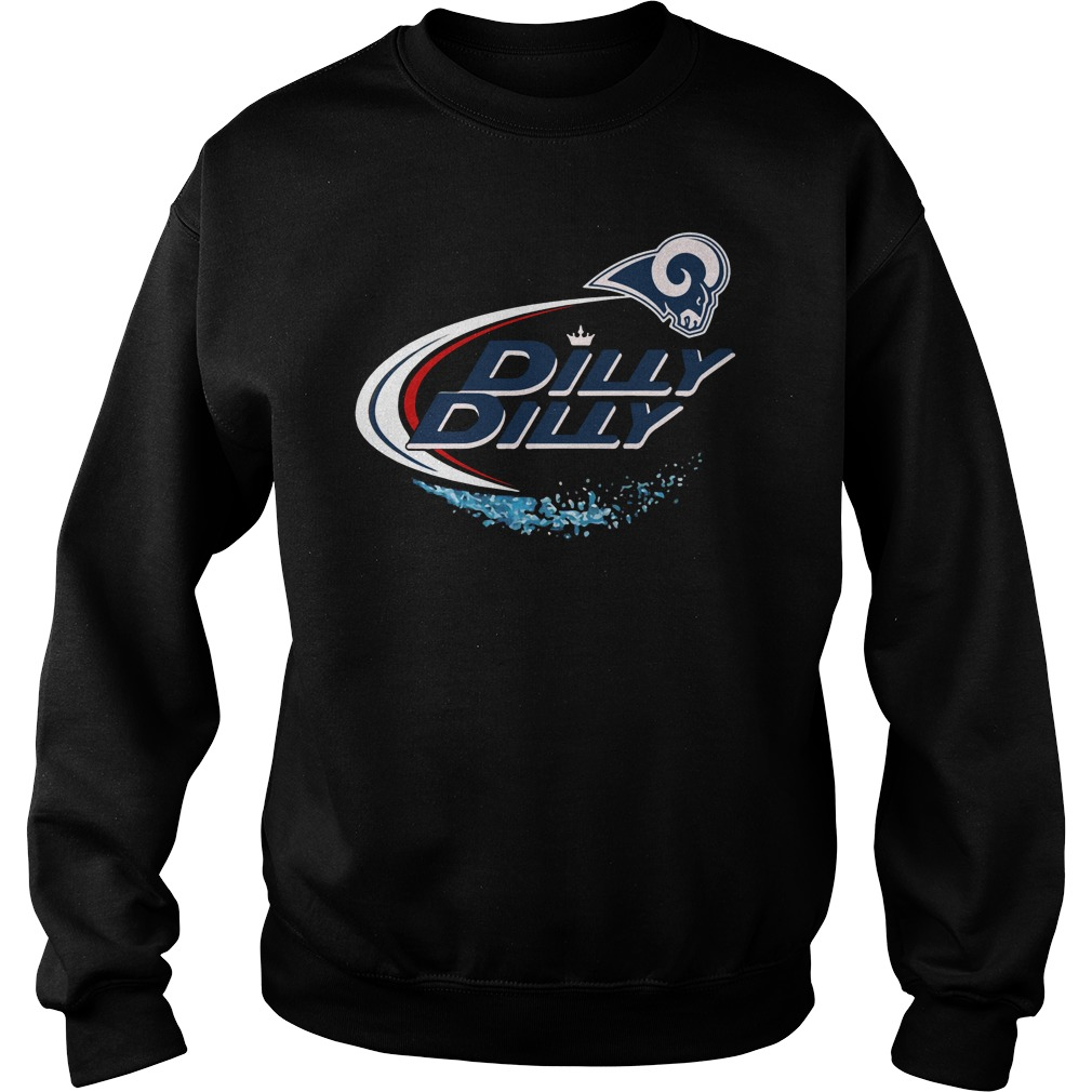 Los Angeles Rams Dilly Dilly Sweat Shirt