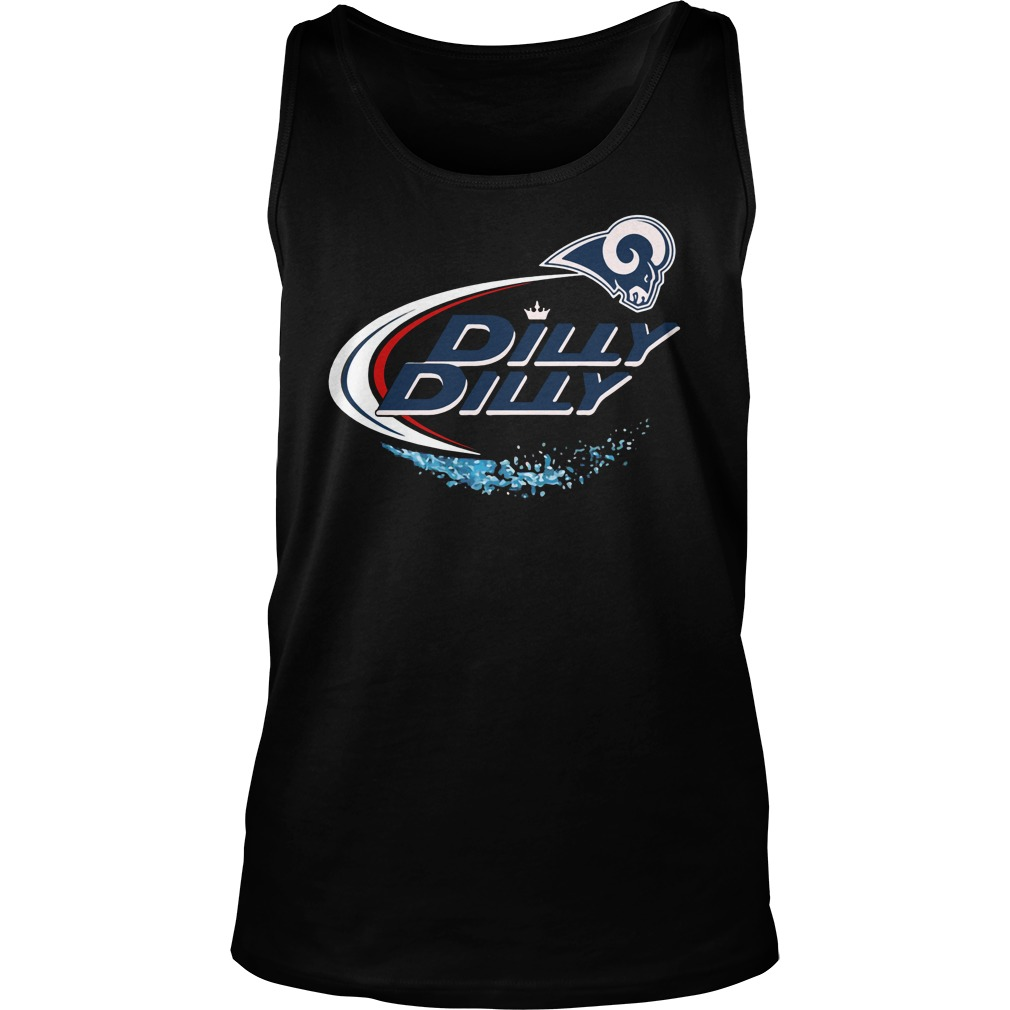 Los Angeles Rams Dilly Dilly Tank Top