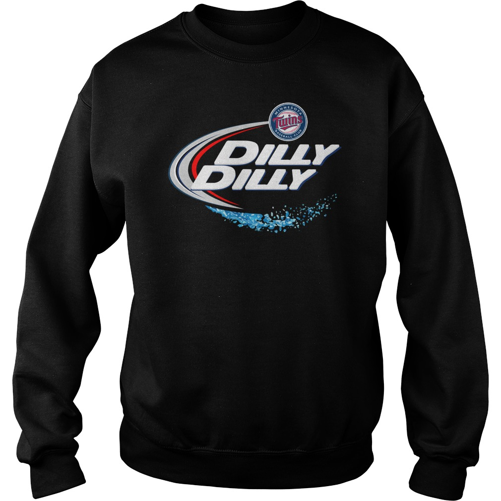 Minnesota Twins Dilly Dilly Sweat Shirt
