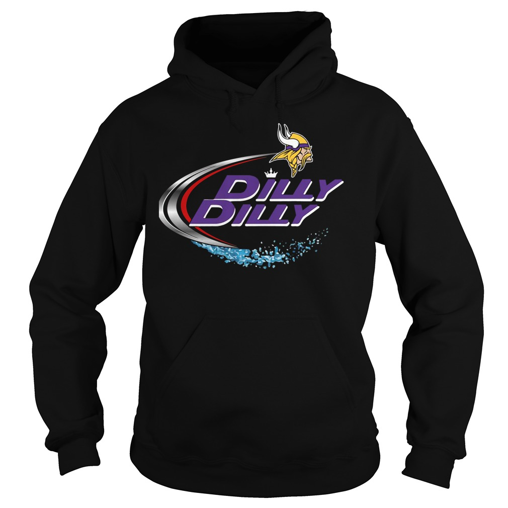 Minnesota Vikings Dilly Dilly Hoodie