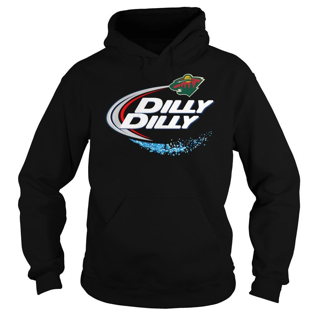 Minnesota Wild Dilly Dilly Hoodie