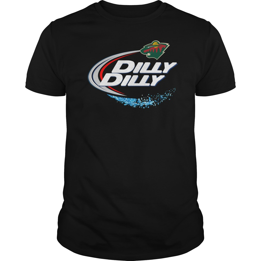Minnesota Wild Dilly Dilly Shirt