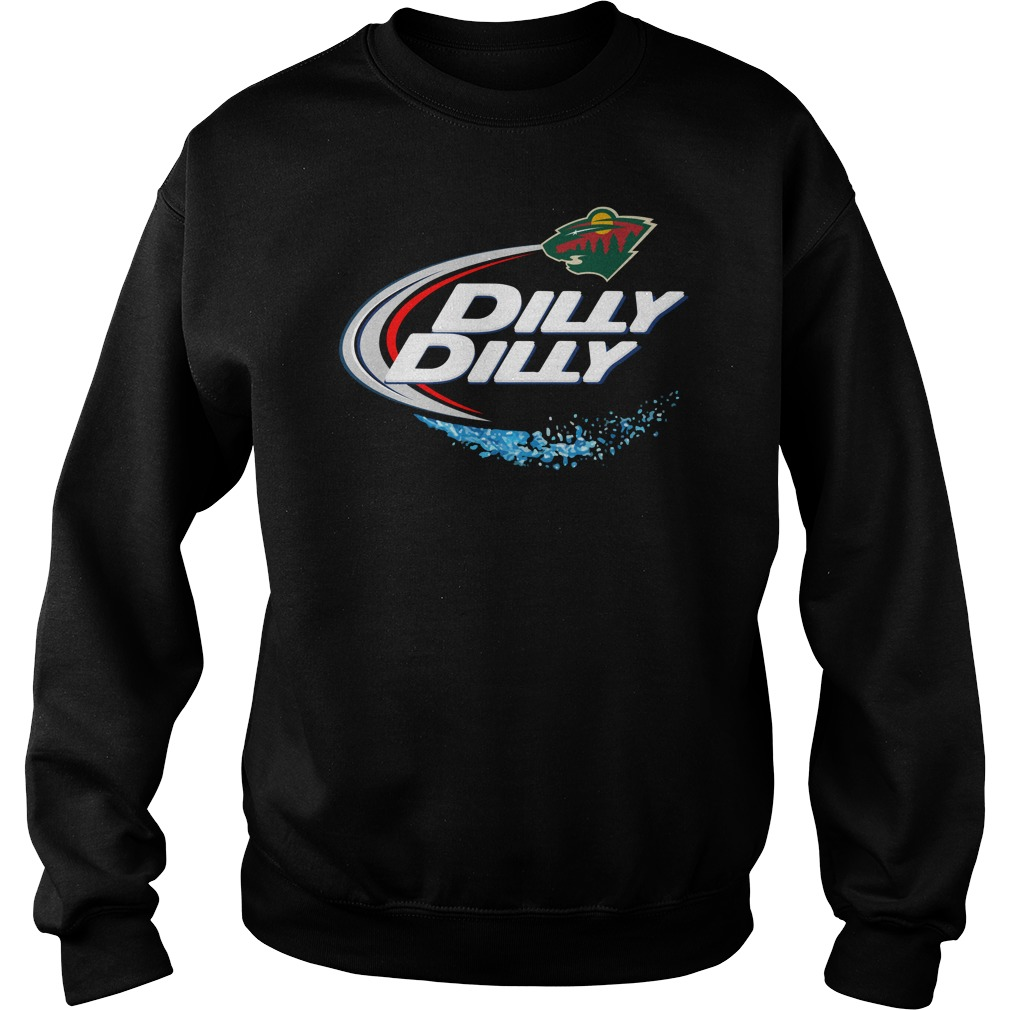 Minnesota Wild Dilly Dilly Sweater