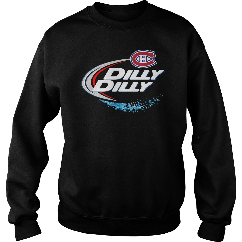 Montreal Canadiens Dilly Dilly Sweater