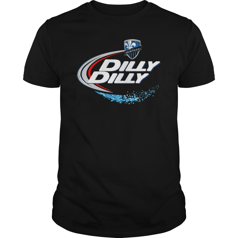 Montreal Impac Dilly Dilly Guys Tee