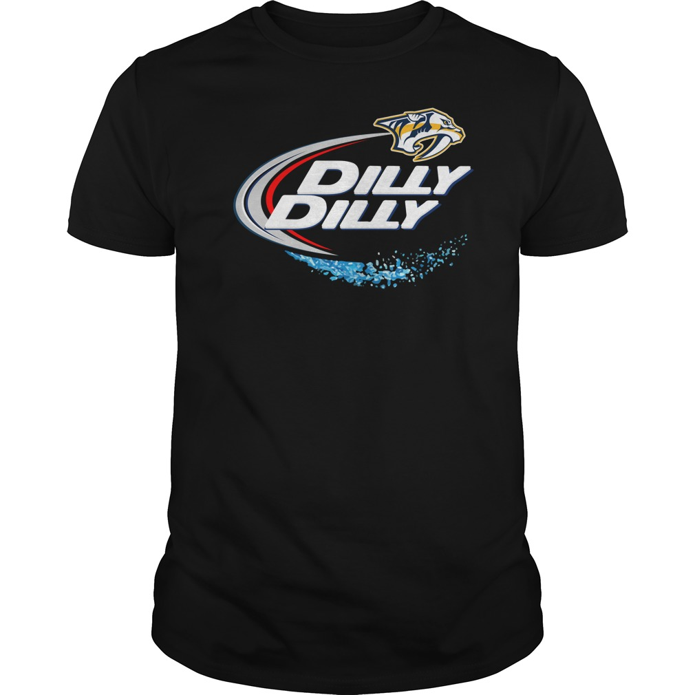 Nashville Predators Dilly Dilly Shirt