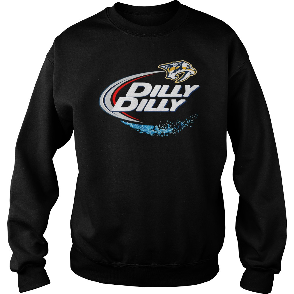 Nashville Predators Dilly Dilly Sweater