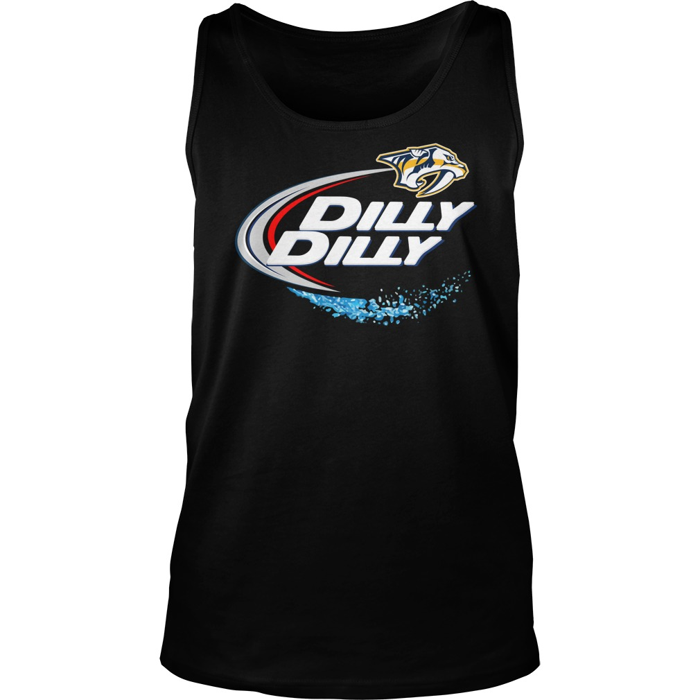 Nashville Predators Dilly Dilly Tank Top