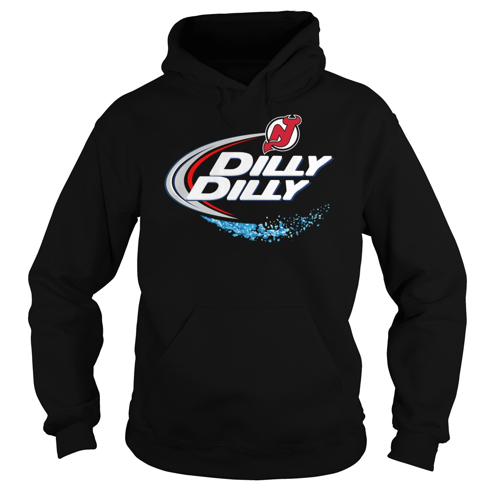 New Jersey Devils Dilly Dilly Hoodie