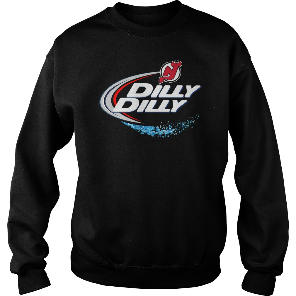 New Jersey Devils Dilly Dilly Sweater