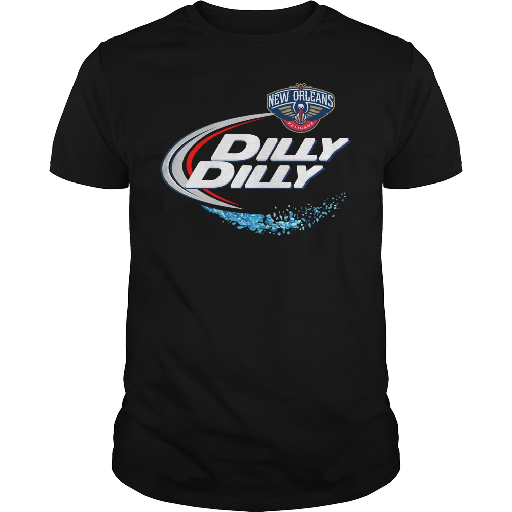 New Orleans Pelicans Dilly Dilly Shirt