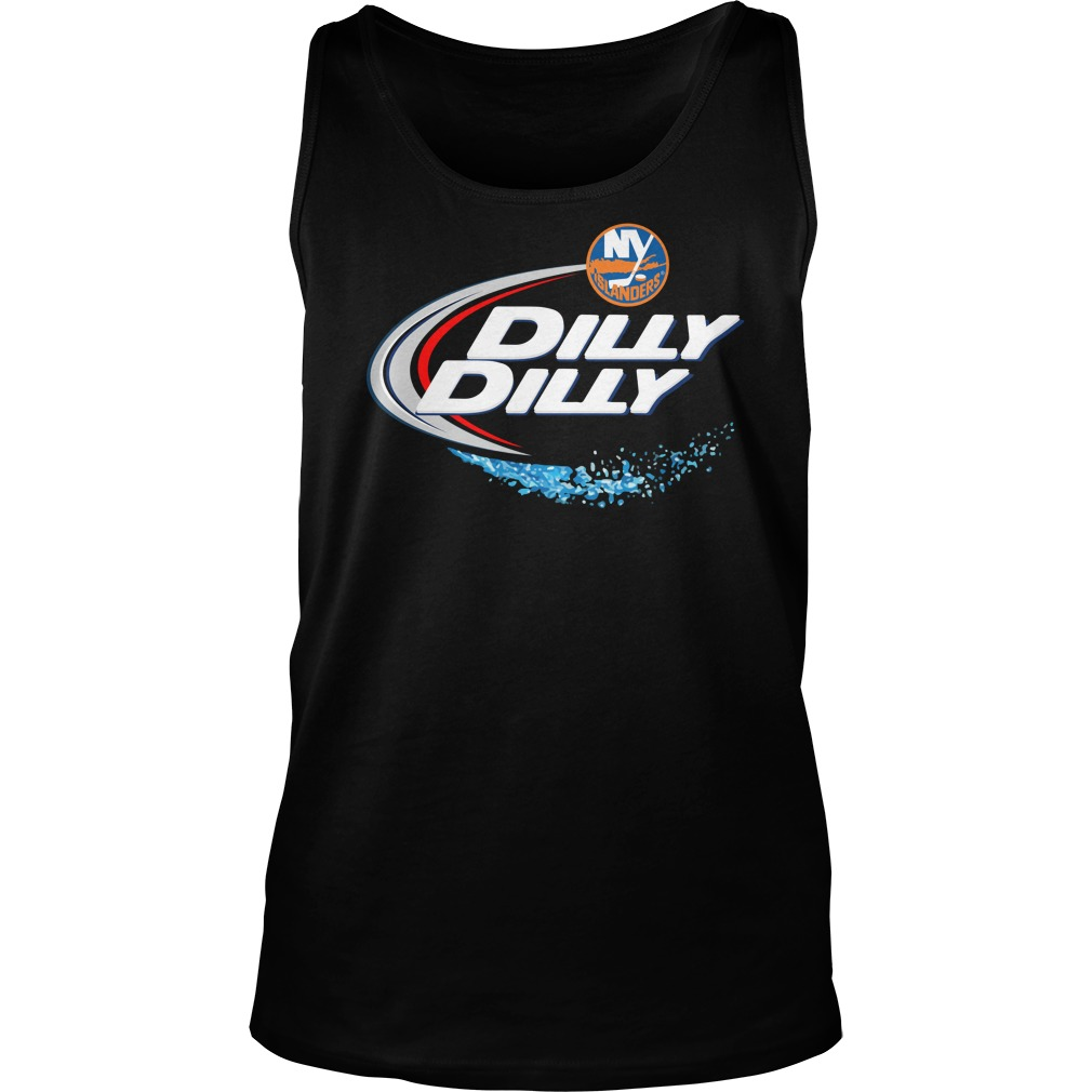 New York Islanders Dilly Dilly Tank Top