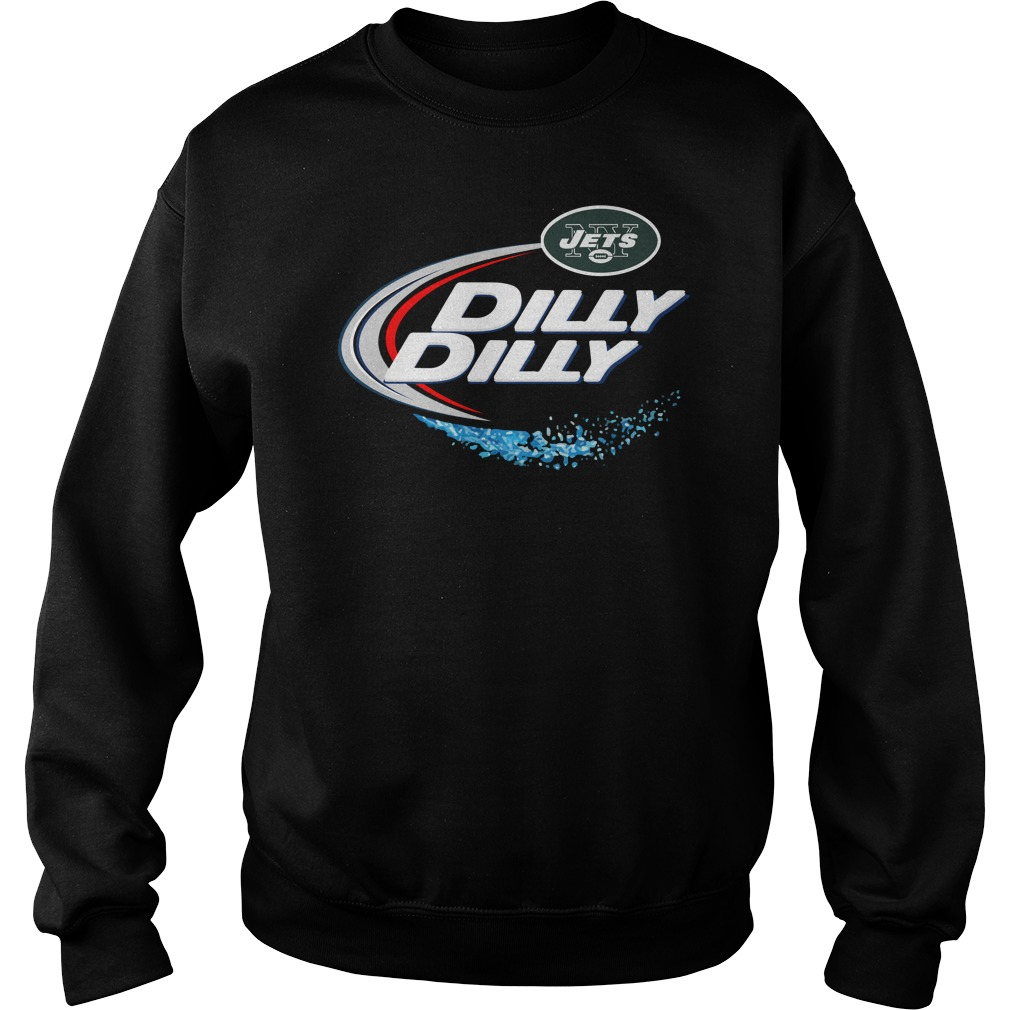 New York Jets Dilly Dilly Sweat Shirt