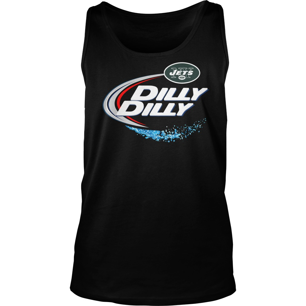 New York Jets Dilly Dilly Unisex Tank Top