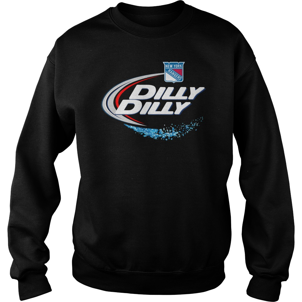 New York Rangers Dilly Dilly Sweater