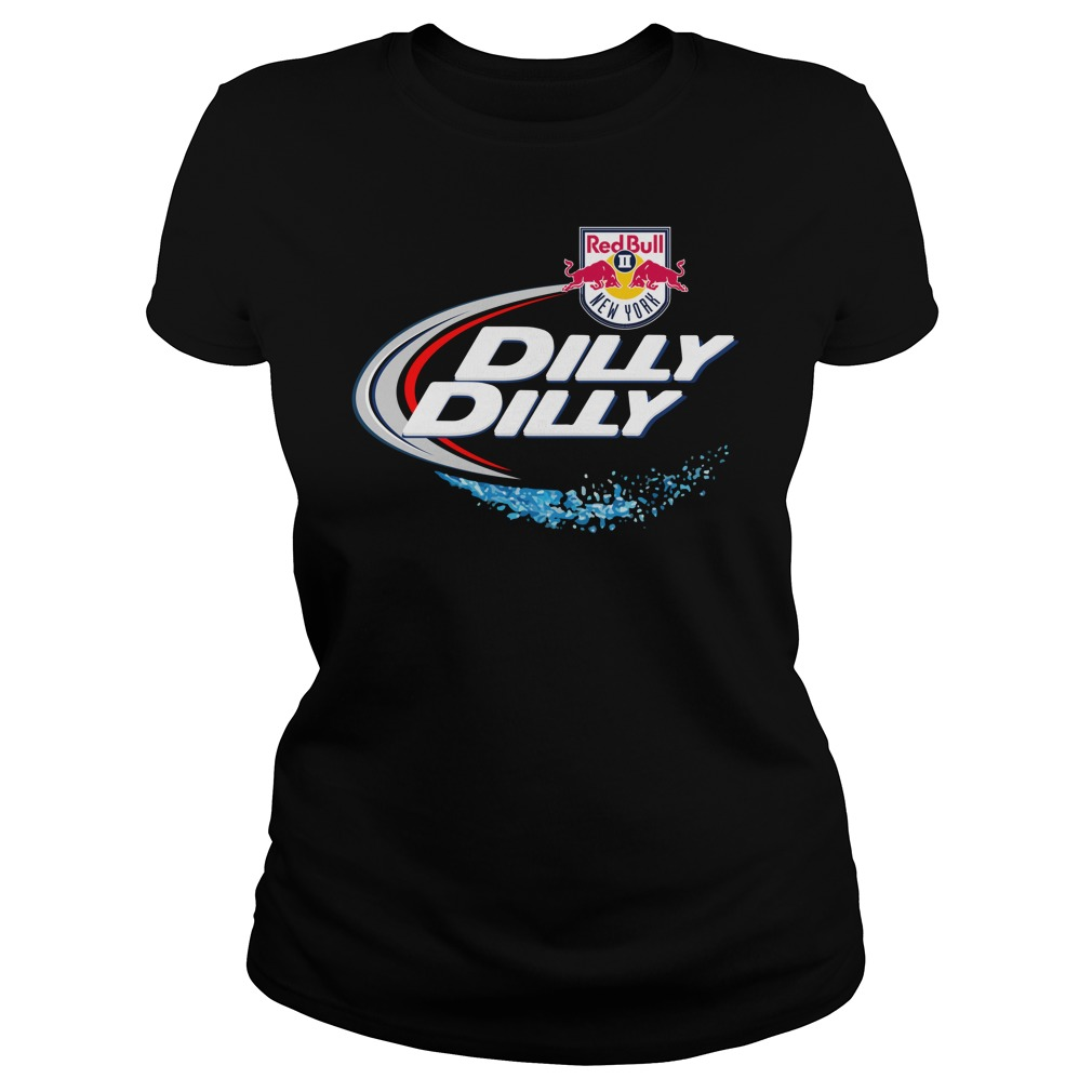 New York Red Bulls Ii Dilly Dilly Ladies Tee