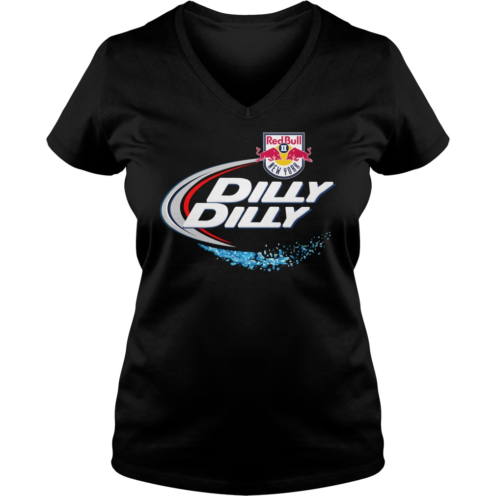 New York Red Bulls Ii Dilly Dilly V Neck