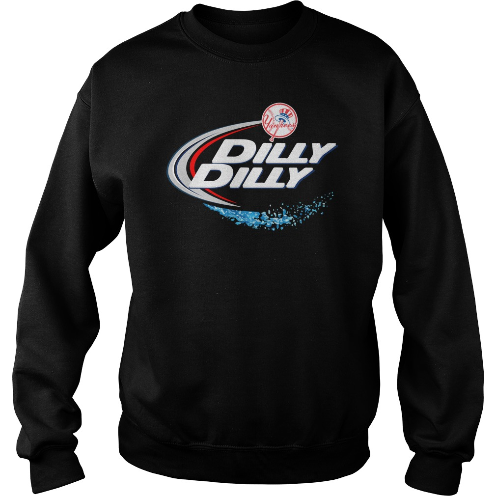 New York Yankees Dilly Dilly Sweat Shirt