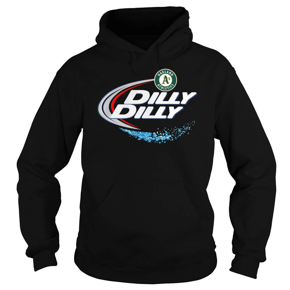 Oakland Athletics Dilly Dilly Hoodie