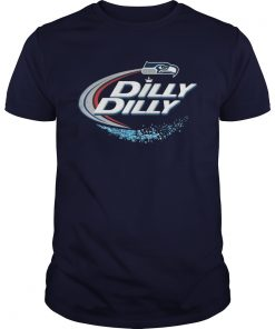 Official Seattle Seahawks Dilly Dilly Shirt