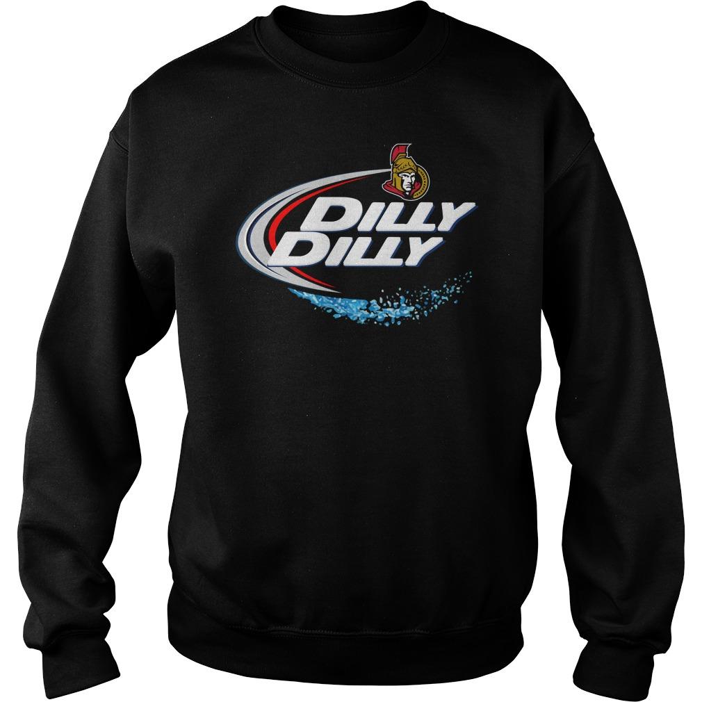 Ottawa Senators Dilly Dilly Sweater