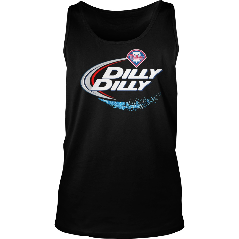 Philadelphia Phillies Dilly Dilly Unisex Tank Top