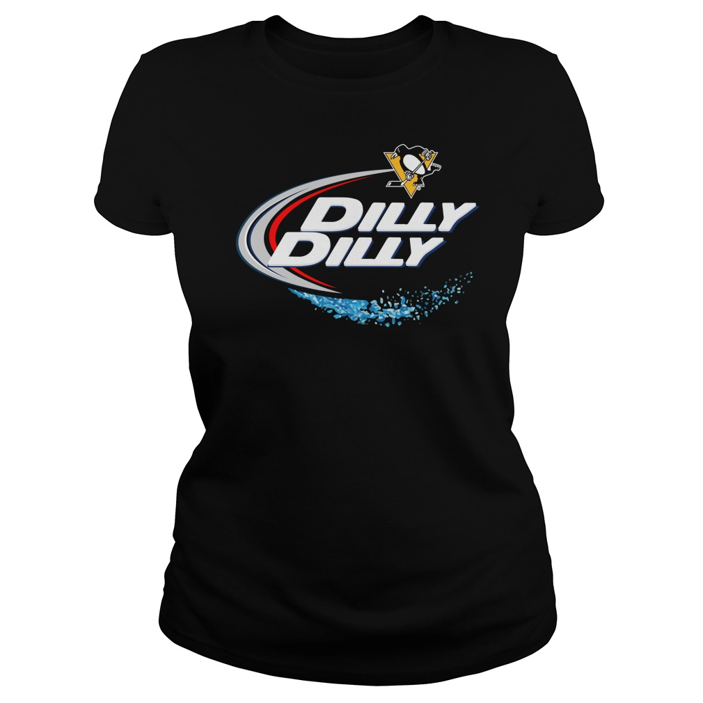 Pittsburgh Penguins Dilly Dilly Ladies Tee