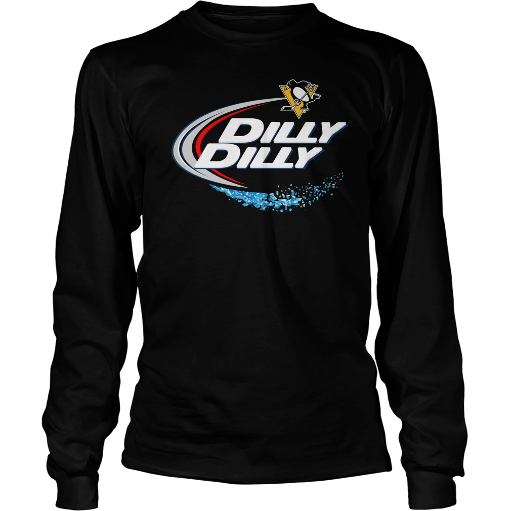Pittsburgh Penguins Dilly Dilly Longsleeve Tee