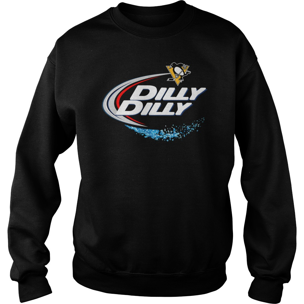 Pittsburgh Penguins Dilly Dilly Sweater