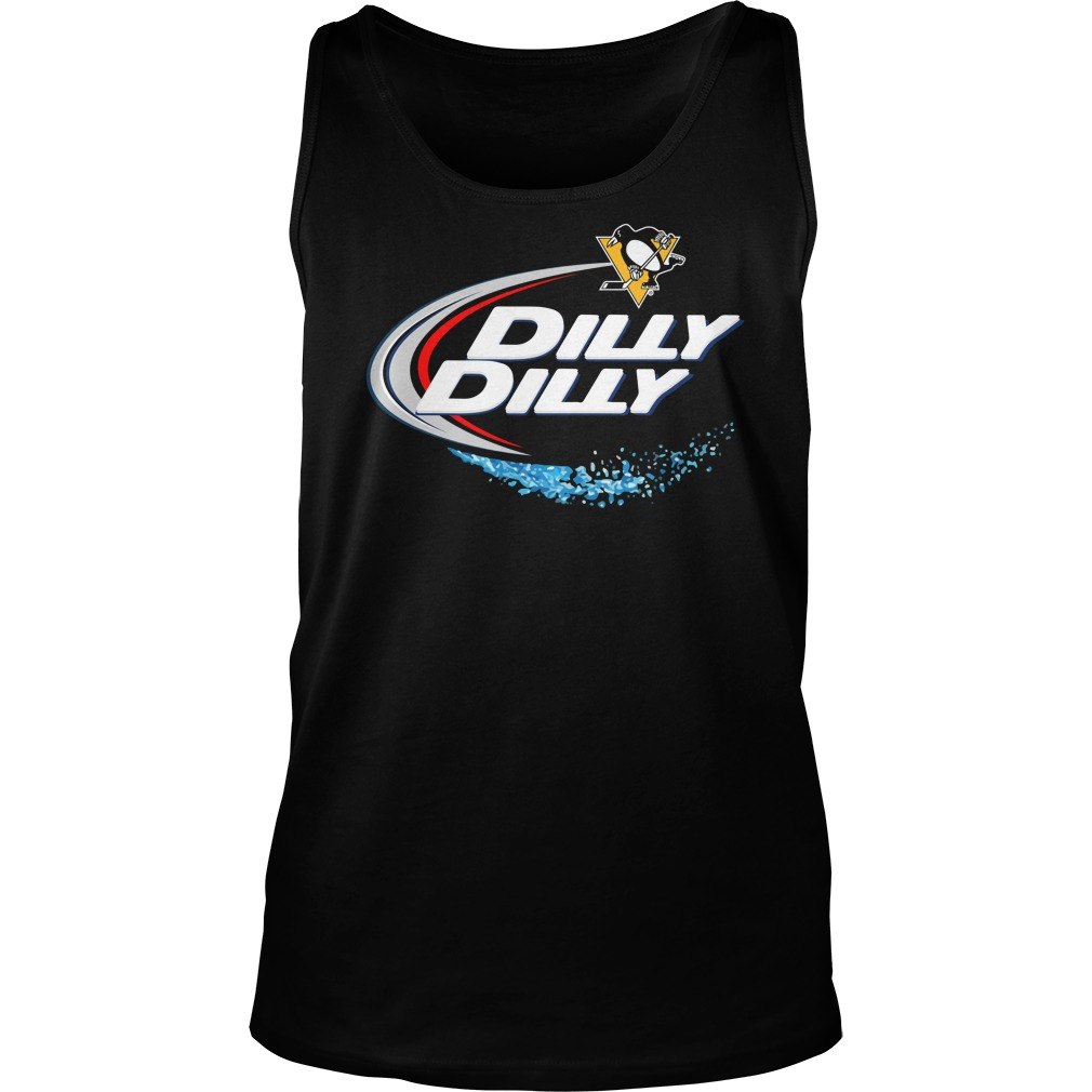Pittsburgh Penguins Dilly Dilly Tank Top