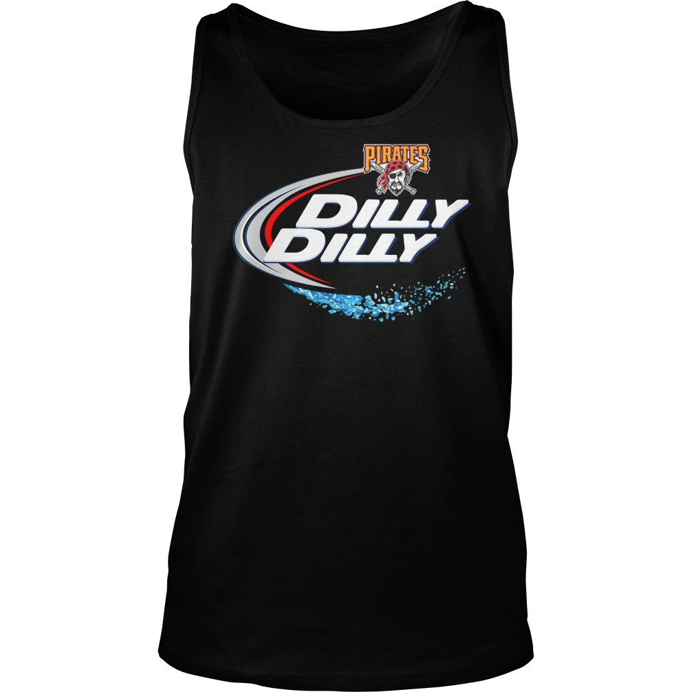 Pittsburgh Pirates Dilly Dilly Unisex Tank Top
