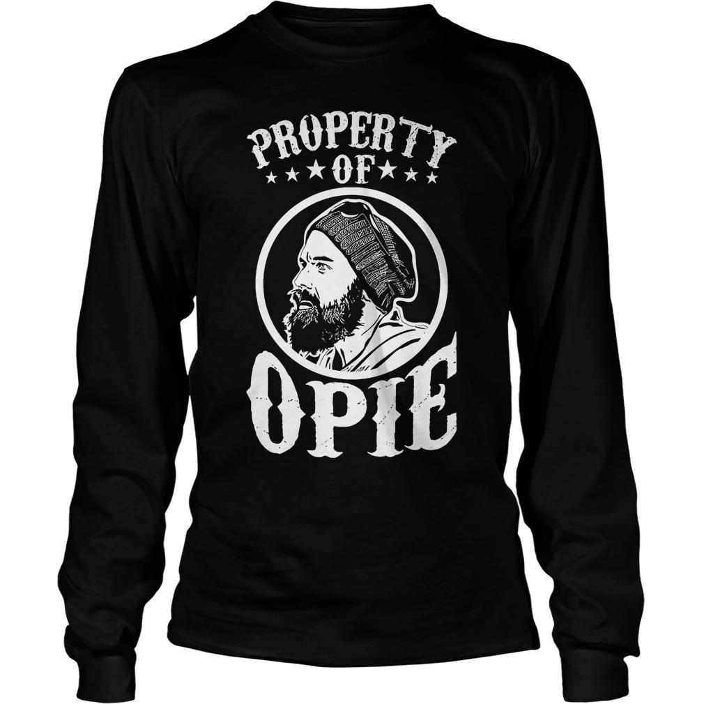 Property Opie Longsleeve