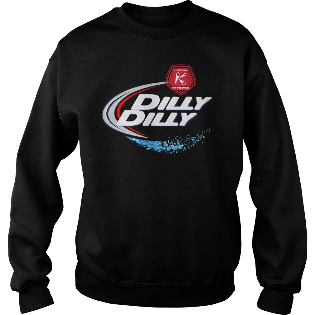 Richmond Kickers Dilly Dilly Sweatshirt