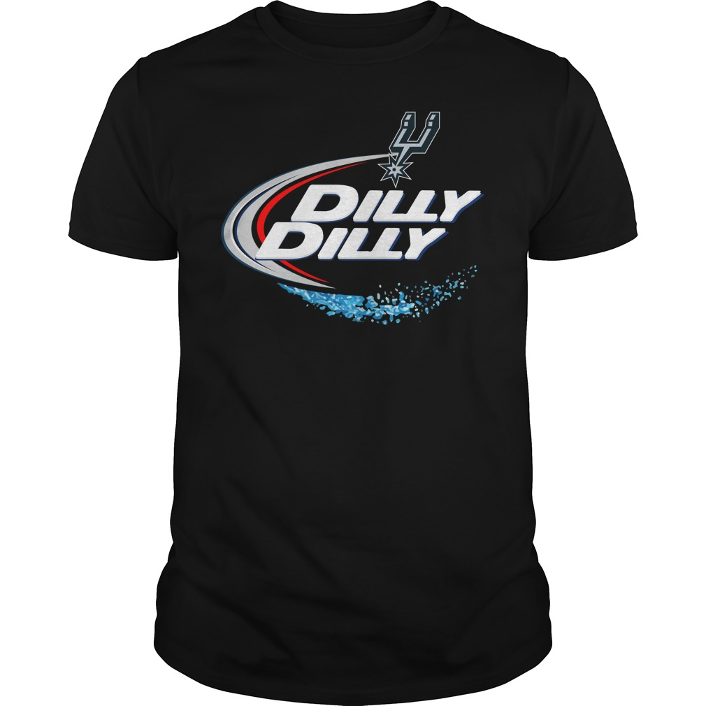 San Antonio Spurs Dilly Dilly Shirt