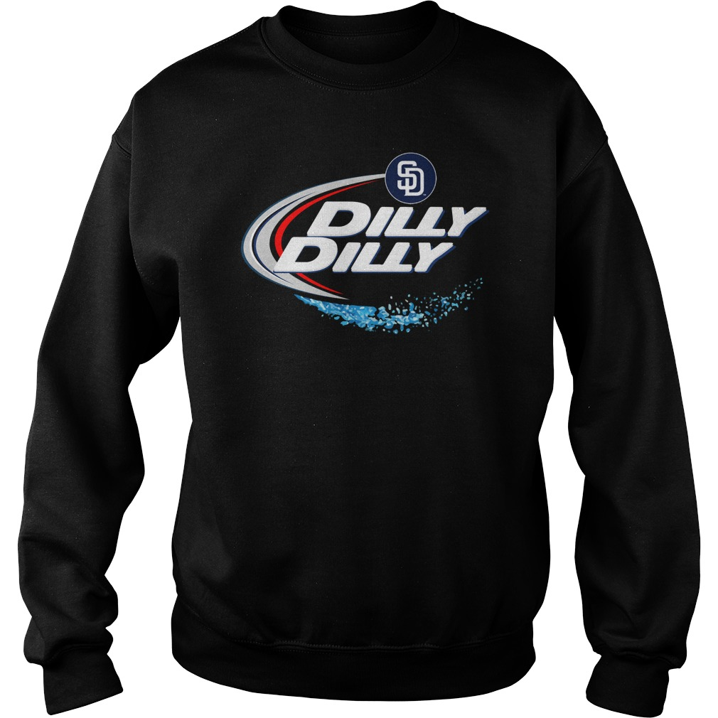 San Diego Padres Dilly Dilly Sweat Shirt