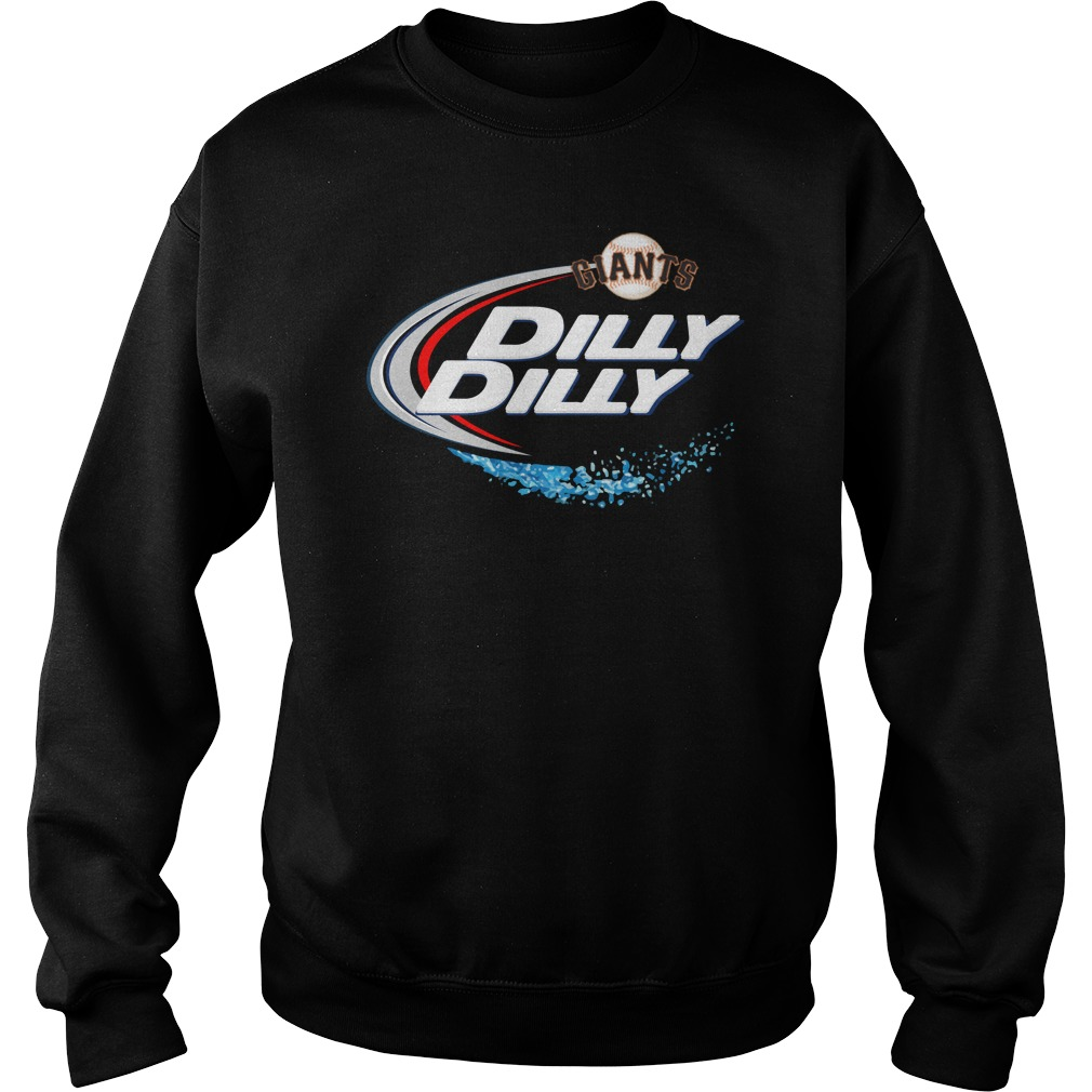 San Francisco Giants Dilly Dilly Sweater