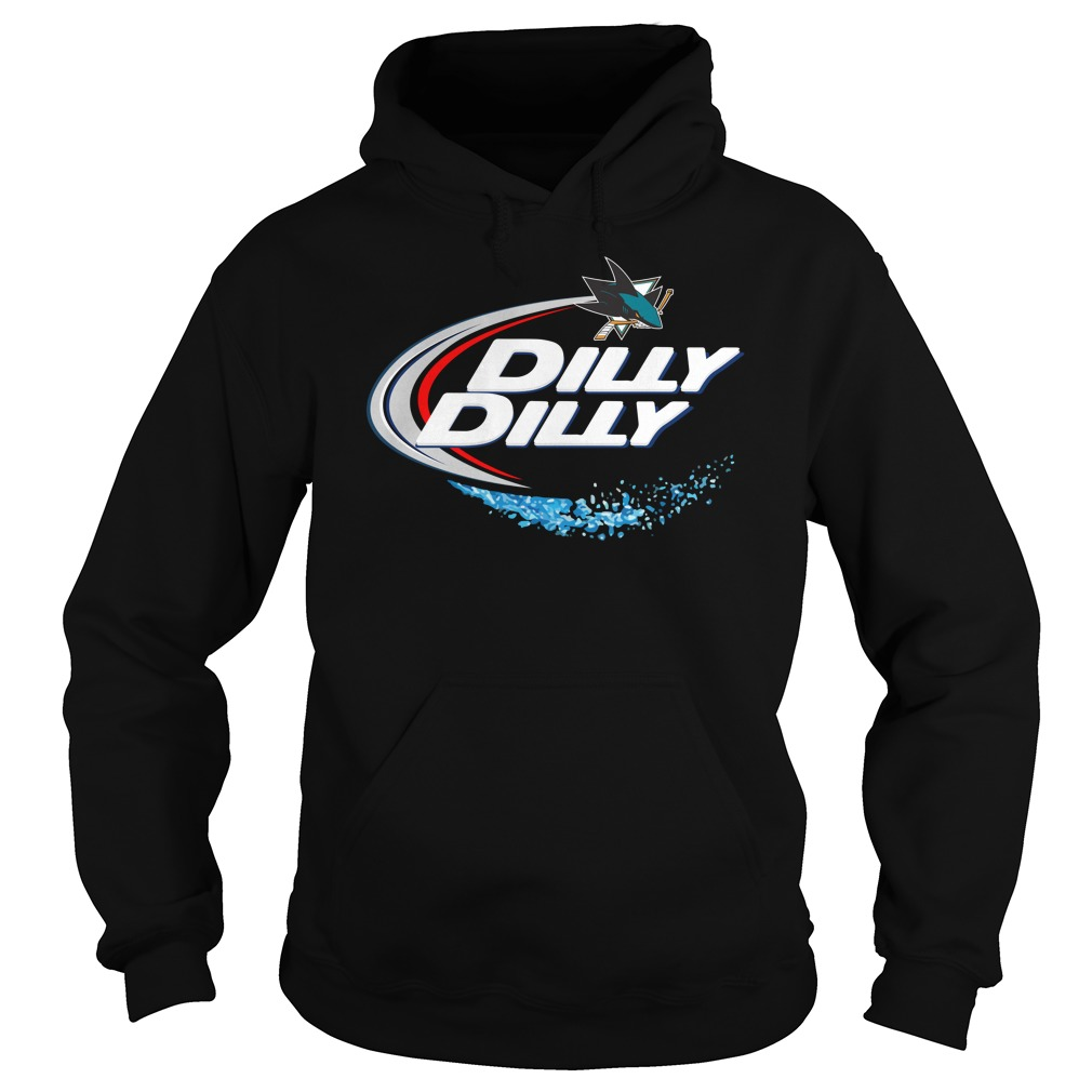 San Jose Sharks Dilly Dilly Hoodie