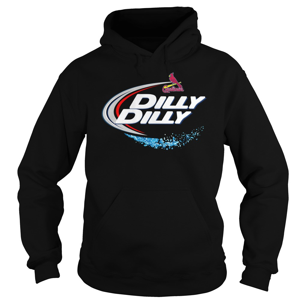 St Louis Cardinals Dilly Dilly Hoodie
